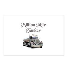 Million Mile Tanker Postcards (Package of 8)
