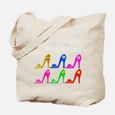 SHOE ADDICT Tote Bag