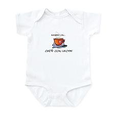 Cafe con Leche 2 Infant Bodysuit
