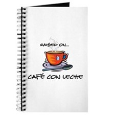 Cafe con Leche 2 Journal