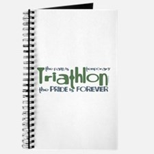 Triathlon - The Pride is Forever Journal
