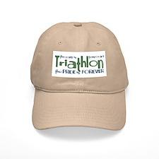 Triathlon - The Pride is Forever Baseball Cap