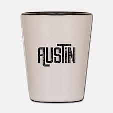 Austin Collection Shot Glass