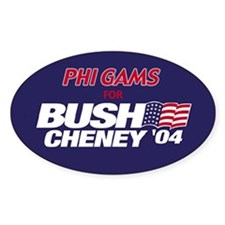 Phi Gamma Delta for Bush