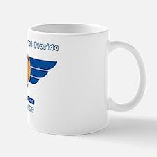 SKSWFL Transparent Plate Mug