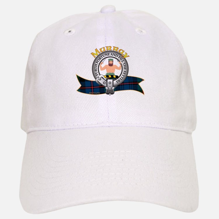Murray Clan Baseball Baseball Baseball Cap