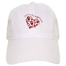 Love Is A 4 Legged Word Baseball Cap