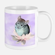 Chin Lily Purple Mug