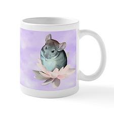 Chin Lily Purple Mug