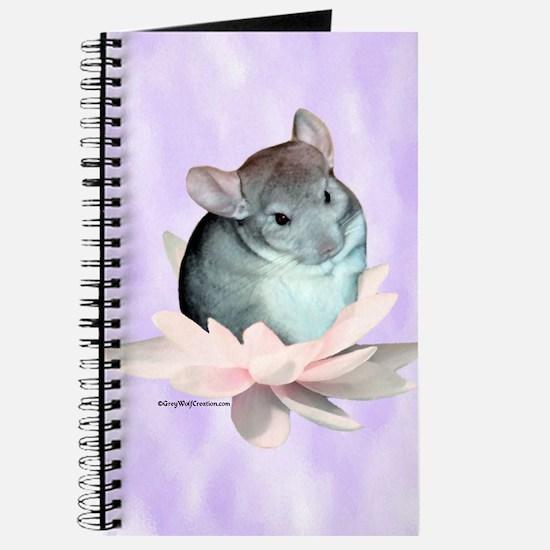 Chin Lily Purple Journal