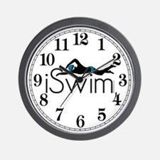 iSwim Wall Clock
