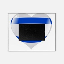 Heart for Israel Picture Frame