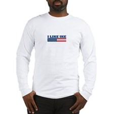 I Like IKE Long Sleeve T-Shirt