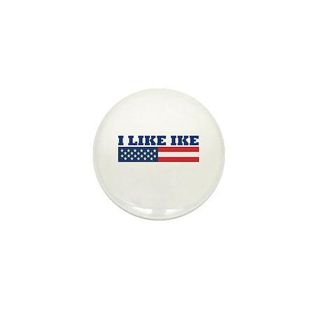 I Like IKE Mini Button (100 pack)
