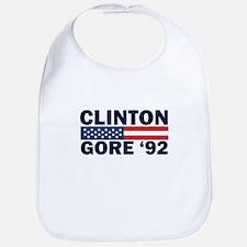 Clinton - Gore 92 Bib