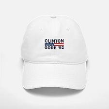 Clinton - Gore 92 Baseball Baseball Cap