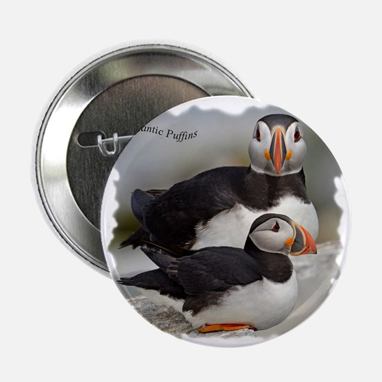 "Puffin Tee 2.25"" Button"