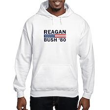 Reagan - Bush 80 Hoodie