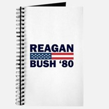 Reagan - Bush 80 Journal