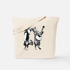 Cats Rock Tote Bag