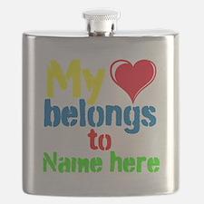 Personalizable,My Heart Belongs To Flask