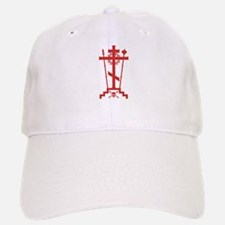 Orthodox Schema Cross Baseball Baseball Cap