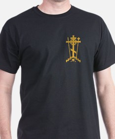 Orthodox Schema Cross T-Shirt