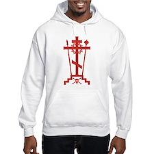 Orthodox Schema Cross Hoodie