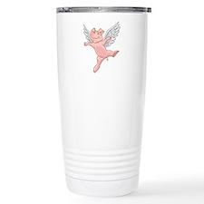 Flying Pig Travel Mug