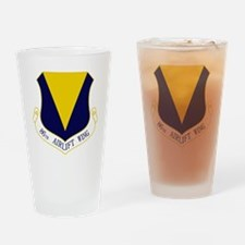 86th AW Drinking Glass