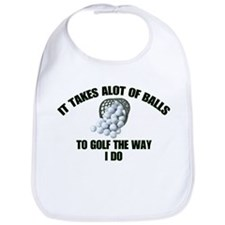 Golf - Alot of Balls Bib