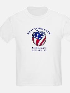 America's Big Apple T-Shirt