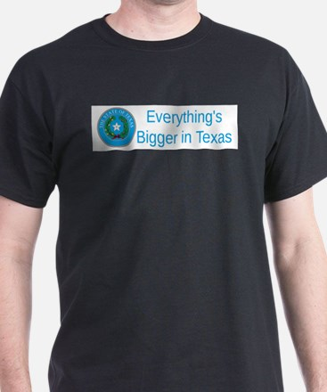 Texas State Seal #5 T-Shirt