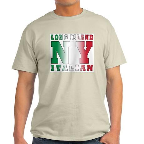 Long Island Italian Light T-Shirt