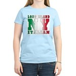 Long Island Italian Women's Light T-Shirt