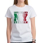 Long Island Italian Women's T-Shirt
