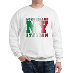 Long Island Italian Sweatshirt