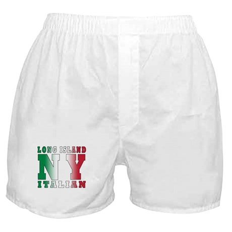 Long Island Italian Boxer Shorts