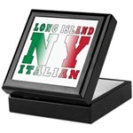 Long Island Italian Keepsake Box
