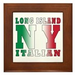 Long Island Italian Framed Tile