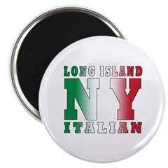 Long Island Italian Magnet