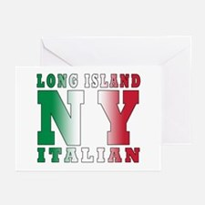 Long Island Italian Greeting Cards (Pk of 10)