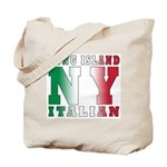Long Island Italian Tote Bag