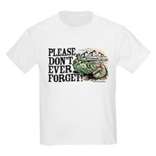 Don't Forget Dinosaurs T-Shirt