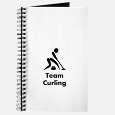 Team Curling Black Journal