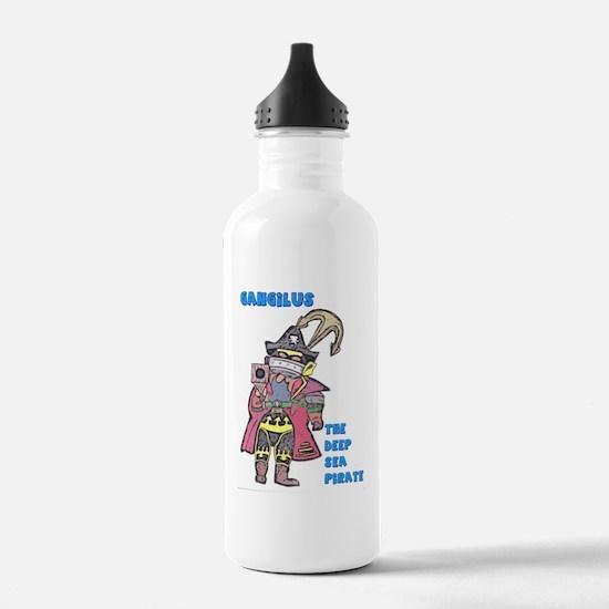 Gangilus The Deep Sea  Water Bottle