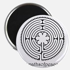Paths of Peace Chartres Essence Magnet