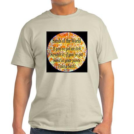 Sands of the World: Bathing Light T-Shirt