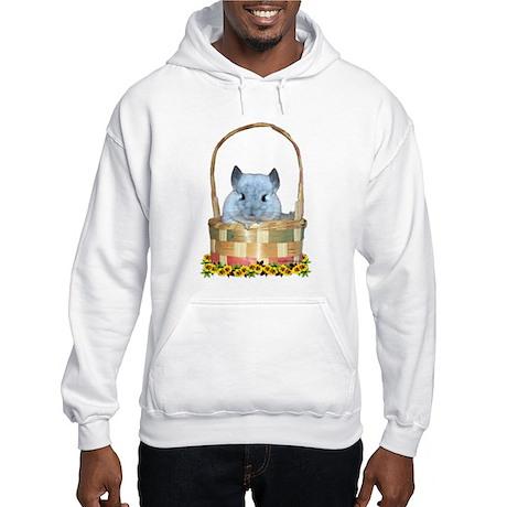 Easter Chin Hooded Sweatshirt