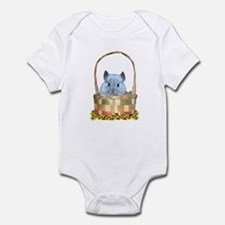 Easter Chin Infant Bodysuit